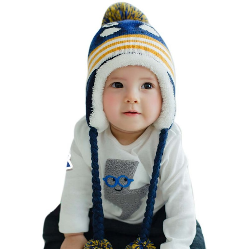 d315cd00ba0 Winter Warm Korean Version Cute Baby Hat Penguin Newborn Colorful Baby  Winter Hats Hedging Caps-