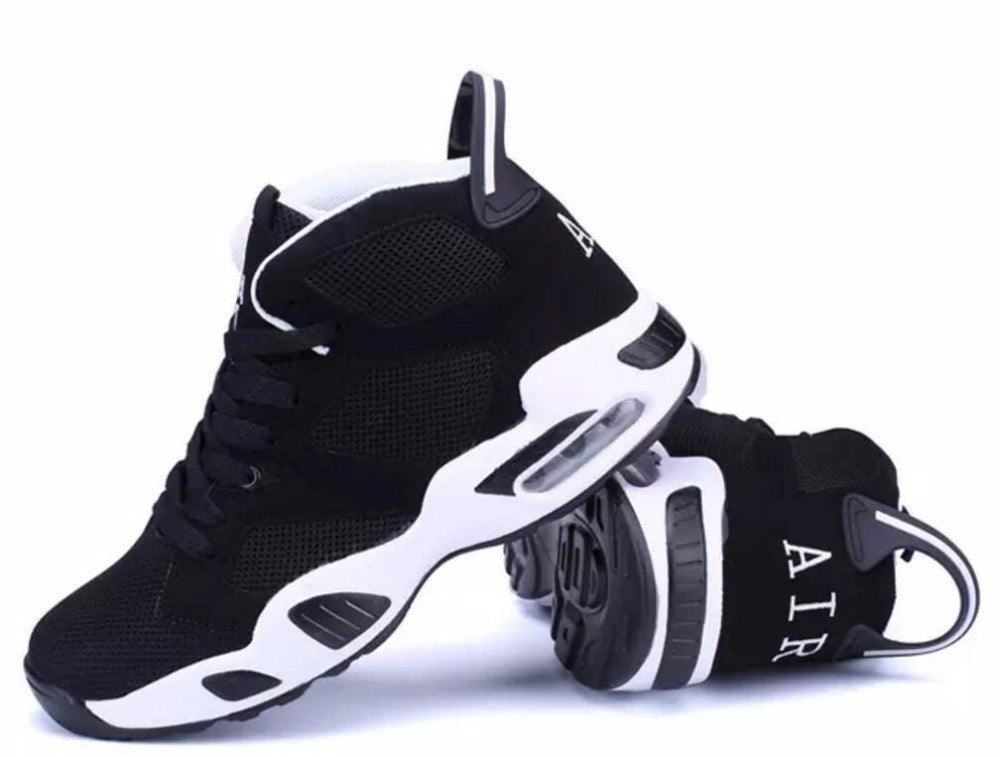 c7036114e693 Lifestyle basketball shoes for lovers newest 2018 basketball sneakers men  and women boots lace up basket