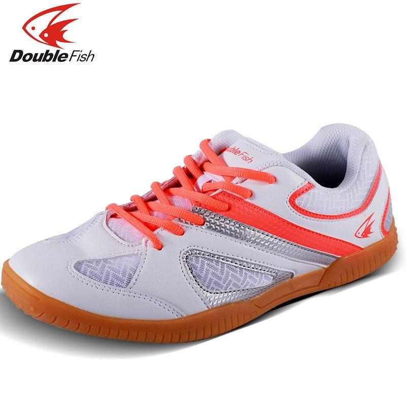 c027550df80d 2018 New Arrival DOUBLE FISH DF-838 table tennis Shoes For Men Women  Breathable Anti