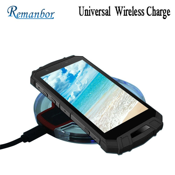 Remanbor for Elephone P9000 Wireless Charge Charger Universal Standard Wireless Charger For Doogee S60 Wireless Charger