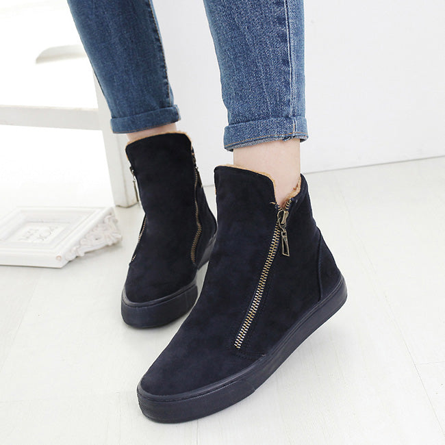 b15f7ed6826c warm winter boots women ankle boots winter shoes women snow boots ladi