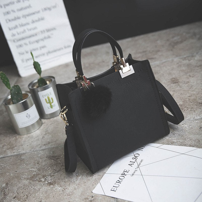 e1610a3481a0 Hot sale handbag women casual tote bag female large shoulder messenger –  Zodeys