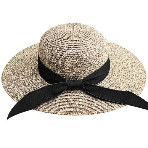 f9fe783f91a FURTALK Summer Sun Hat for Women Straw Hat for Beach Sun hat Travel Bucket  Hat Panama