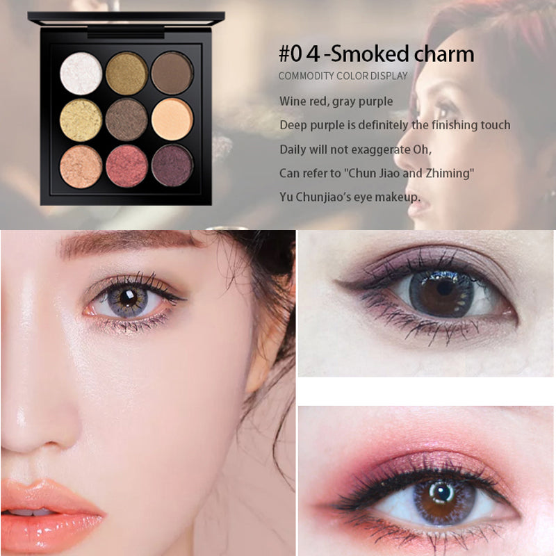 Eye Shadow Beauty Essentials 1 Colors Matte Shimmer Earth Warm Color Eyeshadow Palette Makeup Eye Shadow Multicolor Glitter Eye Shadow Palette We Take Customers As Our Gods