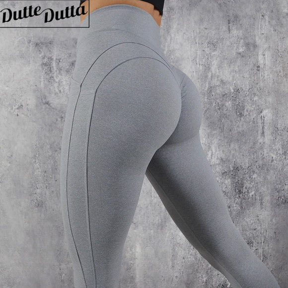 Scrunch Butt Leggings Women Push Up Yoga Leggings Sportswear Woman Gym Leggins Sport Fitness Sportswear High Waist Sports Pants