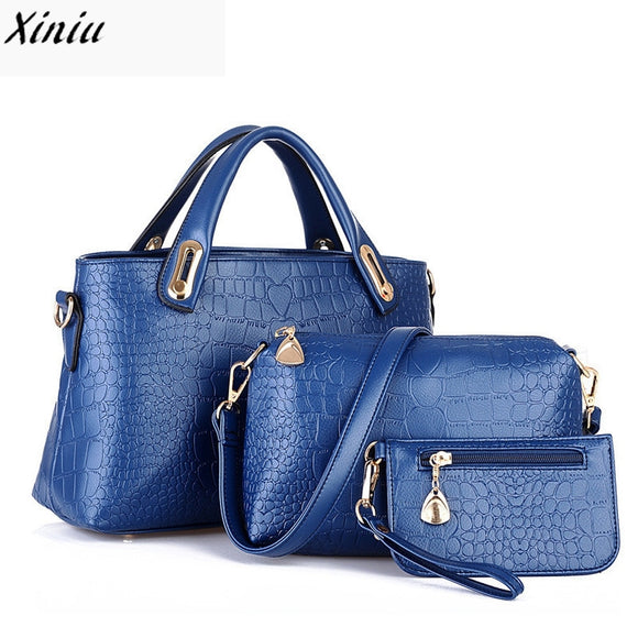 Women Handbag Tote Hobo Bag Mobile Messenger Ladies Handbag PU Leather High Quality Diagonal Cross Bag sac cabas femme *7720