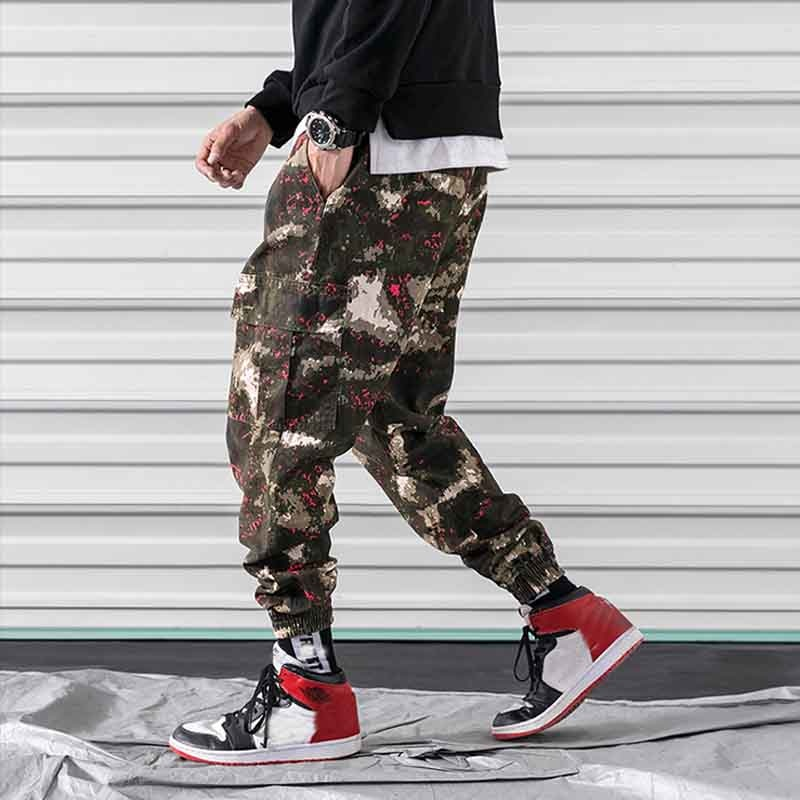 7c5e9be1ee6b New Men Fashion Streetwear Mens Jeans Jogger Pants Youth Casual Summer  Ankle Banded Pants Brand Boot