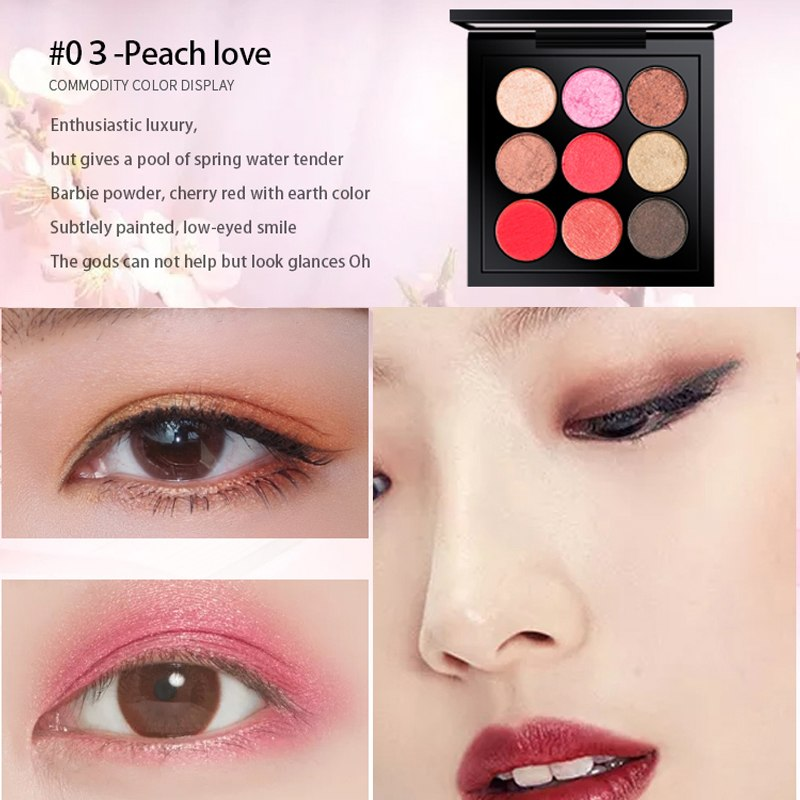 1 Colors Matte Shimmer Earth Warm Color Eyeshadow Palette Makeup Eye Shadow Multicolor Glitter Eye Shadow Palette We Take Customers As Our Gods Beauty Essentials