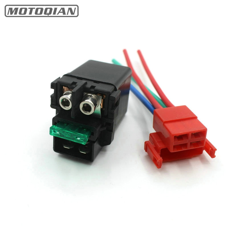 vtr250 wiring diagram: motorcycle motor relay starter relay solenoid  for honda