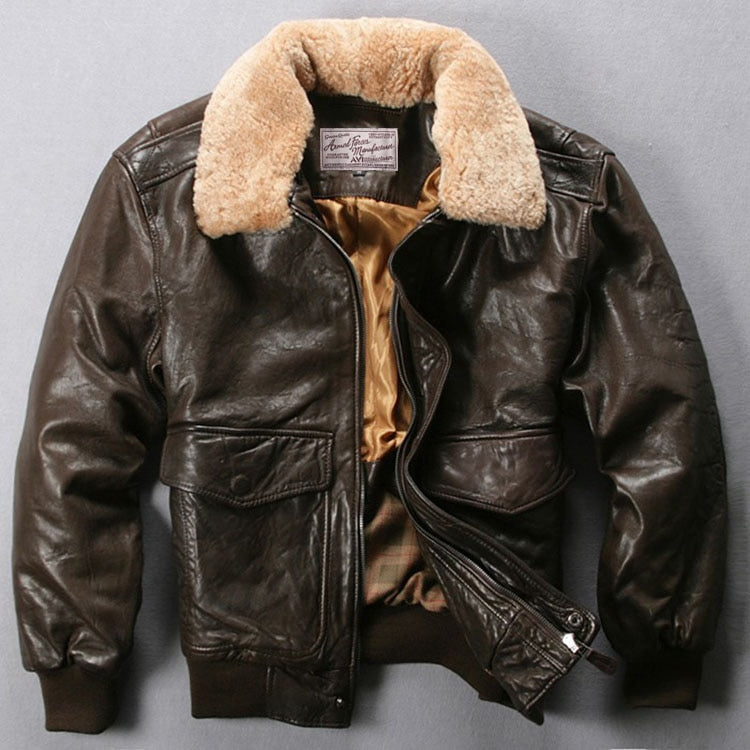 cf35989a070 Leather Jacket