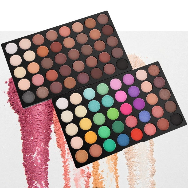 ... 40 Color Matte Eyeshadow Pallete Make Up Earth Palette EyeShadow Makeup  Glitter Easy to Wear Makeup ... 528c2647dc