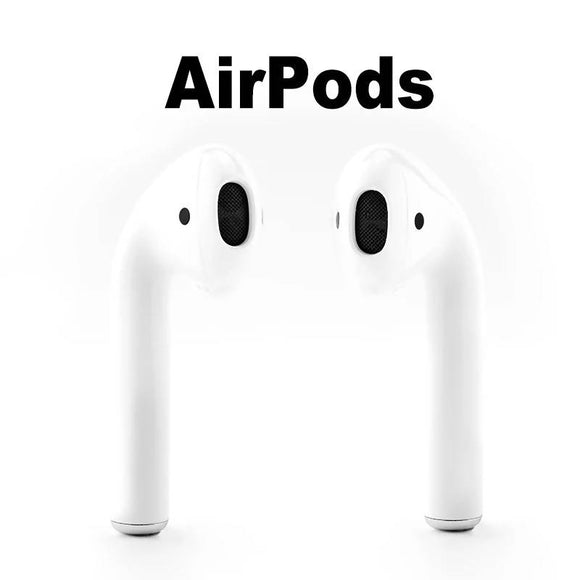 Original Apple Airpods Wireless Bluetooth Connect Earphones for iPhone iPad Mac Watch
