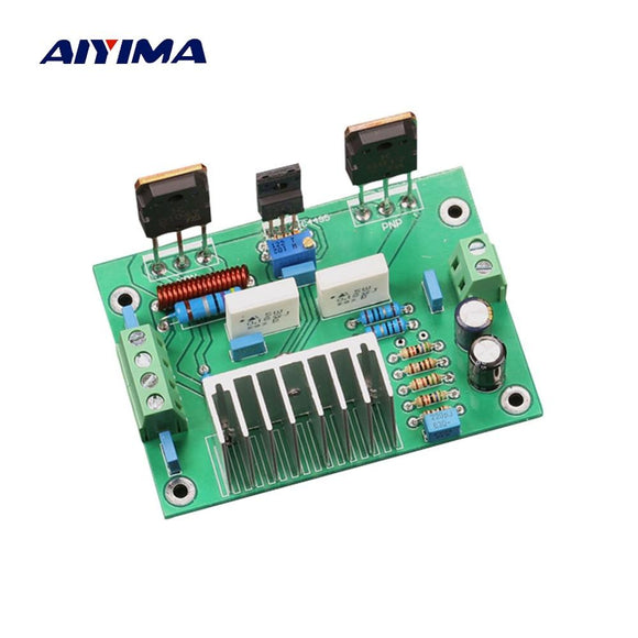 Aiyima UPC1298V Mono Amplifier Board 80W HIFI Audio Amplifier Board One Channel 8Ohm DIY Sound System Speaker Home Theater-Zodeys-Zodeys