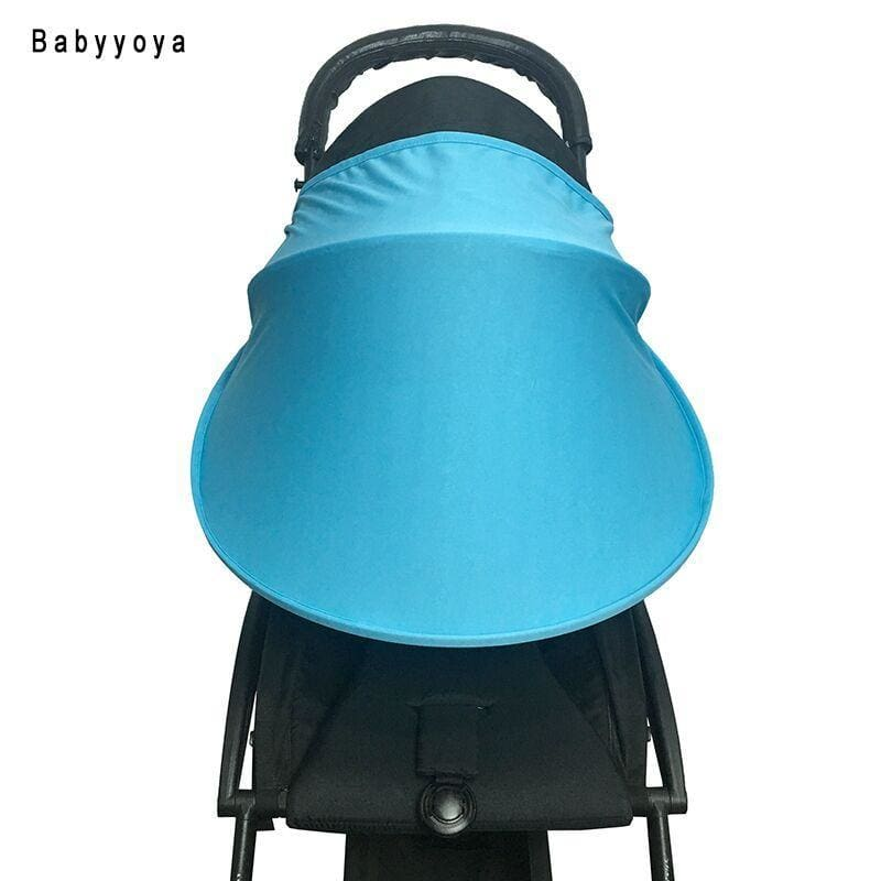 Baby Stroller Sun Visor Carriage Sun Shade Canopy Cover For Prams Stroller Accessories Car Seat Buggy Pushchair Cap Sun Hood Cotton  sc 1 st  Zodeys.com & Baby Stroller Sun Visor Carriage Sun Shade Canopy Cover For Prams ...