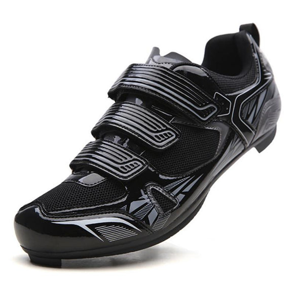 carbon road bike shoes men racing shoes road cycling ultralight bicycle breathable professional mountain bike sneakers-Shoes-Zodeys-black-39-Zodeys