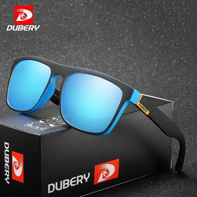 1e4c6e382a4 Mens Dubery Polarized Sunglasses Mens Aviation Driving Shades Male Sun  Glasses For Men Retro Luxury Brand