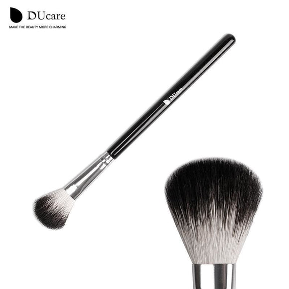 Ducare Multifunctional Goat Hair Makeup Brush Powder Blending Uniform Brush Highlight Makeup Brush Zodeys