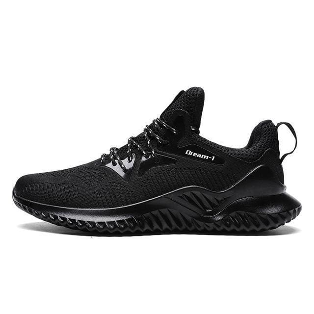 1f601b81a9cca3 Four Seasons Running Shoes Mens Lace-Up Athletic Trainers Zapatillas Sports  Shoes Outdoor Walking Sneakers - Joomra Official Store
