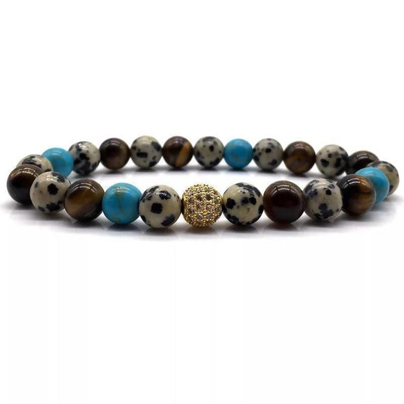High Quality Charm Diy Stone Beaded Bracelet Apparel & Accessories > Jewelry > Bracelets