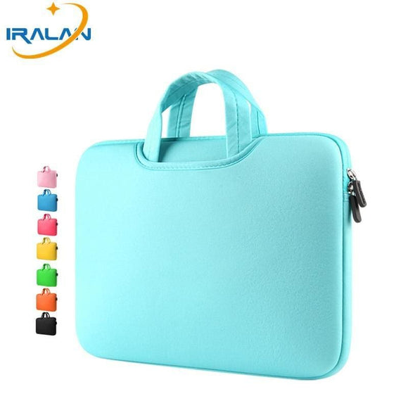 Hot Zipper Computer Sleeve Case For Macbook Laptop Air Pro Retina 11 12 13 14 15 13.3 15.4 15.6 Inch Notebook Touch Bar Bag 369 Boutique