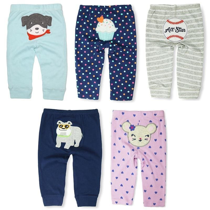 52497134b99 Limited Sale Baby Pants Kids Boys Girls Harem Pp Trousers Knitted Cotton  Unisex Toddler Leggings Newborn