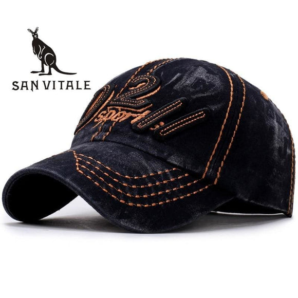 Mens Baseball Cap Mens Hat Spring Chance The Rapper Hats Bones Masculine Snapback Custom Mens Black Luxury Designer San Vitale Official