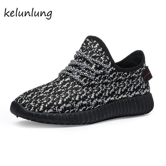 Mens Couple Shoes Summer Breathable Casual Mens Shoes Outdoor Sneakers Mens Ultra Boosts Kanye West Shoes Mens Female Zapatillas Mujer
