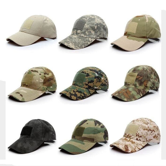 Multicam Digital Camo Special Force Tactical Operator Hat Contractor Swat Baseball Caps Us Army Corps Cap Marpat Acu Zodeys