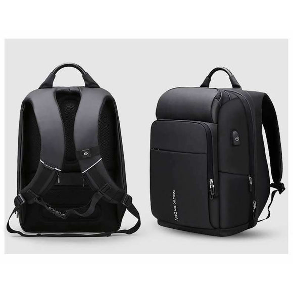 Multifunction Usb Charging 15 And 17 Inch Laptop Bag Large Capacity Waterproof Travel Backpack Luggage & Bags > Backpacks