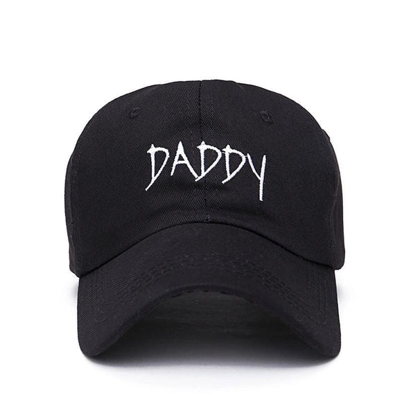 New Daddy Dad Hat Embroidered Baseball Cap Hat Men Summer Hip Hop Cap Hats Apparel & Accessories > Clothing Accessories > Hats > Baseball