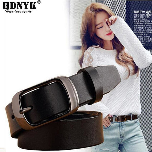 New Fashion Wide Genuine Leather Belt Woman Vintage Cow Skin Belts Women Top Quality Strap Female For Jeans Apparel & Accessories > Clothing