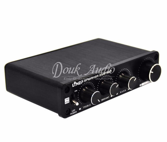Nobsound Treble-Bass 136W Power Amplifier Sound Effector Four-channel Controller Pre-amp-Zodeys-Zodeys
