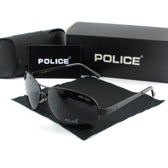 Police Fishing Polarized Sunglasses For Men Driver Sunglasses Men Anti Uv Driving Glasses Men Gafas De Sol De Los Hombres Apparel &