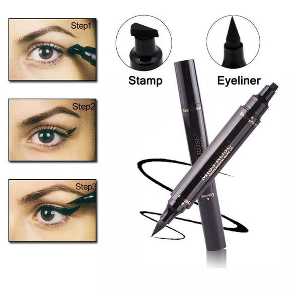 Professional Makeup Waterproof Eyeliner Stamp Pencils Health & Beauty > Personal Care > Cosmetics > Makeup