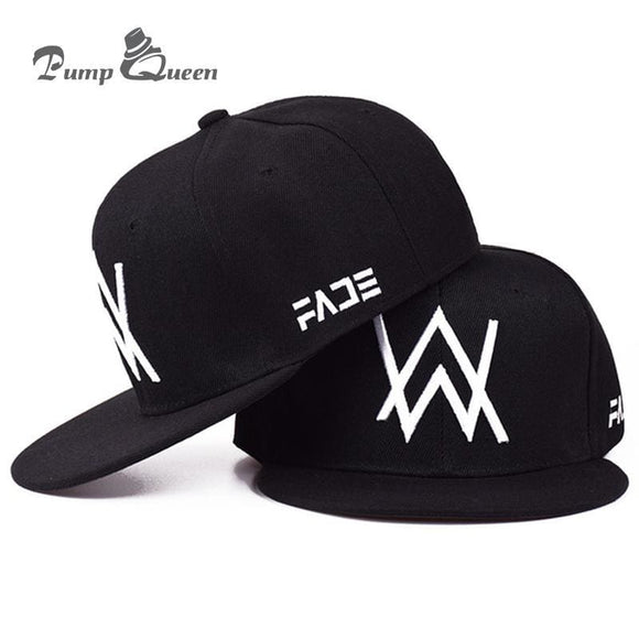 Pump Queen Alan Walker Dj Baseball Cap Alan Walker With The Return Of Men & Women Hip-Hop Hats Bone Snapback Cap Zodeys