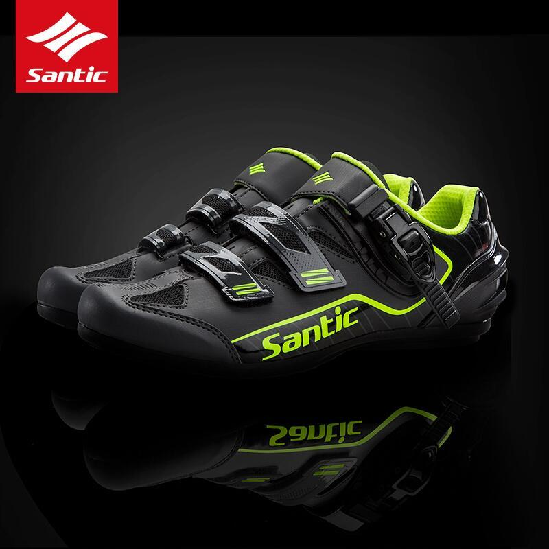 2fff0cadb1e Santic 2018New Hot Sale High Quality Men Cycling Shoes Leisure Outdoor Road  Bicycle Shoes Non-