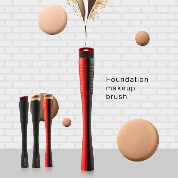 Soft Angled Top Foundation Makeup Brush Health & Beauty > Personal Care > Cosmetics > Makeup