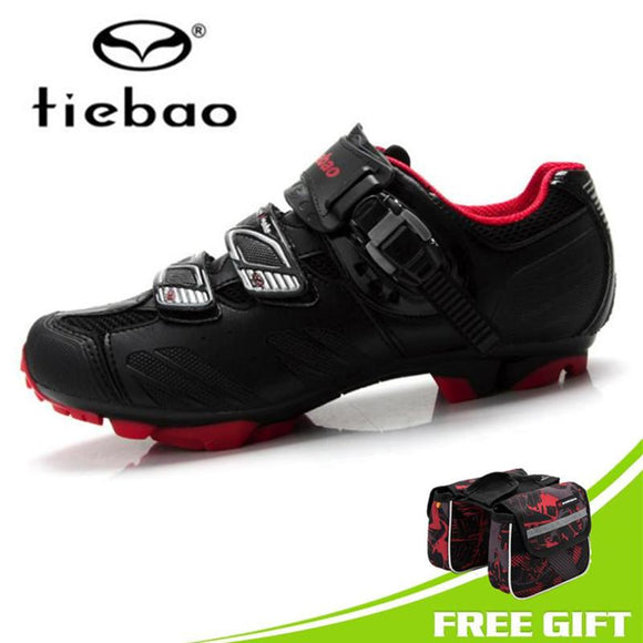 Tiebao Cycling Shoes Men sneakers Women 2018 Breathable MTB Bike Riding Self-Locking sports Bicycle Racing Shoes superstar shoes-Shoes-Zodeys-TB35-B1407-10-Zodeys