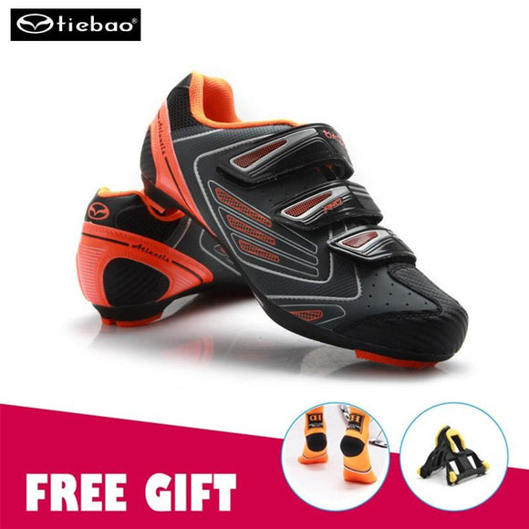 TIEBAO Road cycling shoes zapatos ciclismo sapatas para bicicletas bicycle riding shoes Bicycle Athletic sneakers outdoor sport-Shoes-Zodeys-A shoes with splint-10-Zodeys
