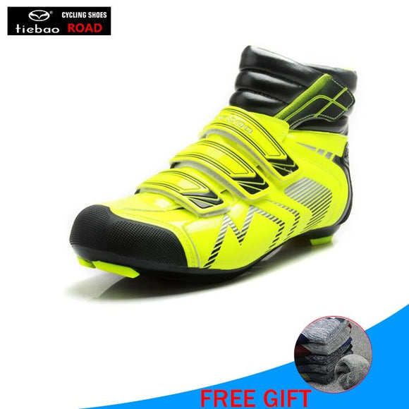 TIEBAO zapatillas deportivas hombre road bike shoes cycling winter shoot sapatos ciclismo ciclismo zapatos carretera-Shoes-Zodeys-eur 40-Zodeys
