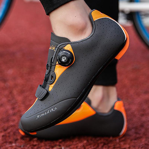 TOURSH Bicycle Shoes Road Cycling Shoes MTB Shoes Men Mountain Bike Shoes Sapatilha Ciclismo Mtb Sepatu Mtb Krasovki Men 2018-Shoes-Zodeys-orange Cycling Shoes-10-Zodeys