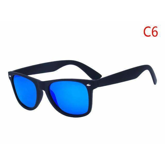 1c28d6e702717 Viahda New Rivet Polarized Sunglasses Men Sun Glasses Brand Classic  Polaroid Lens Vintage Shades Oculos Male