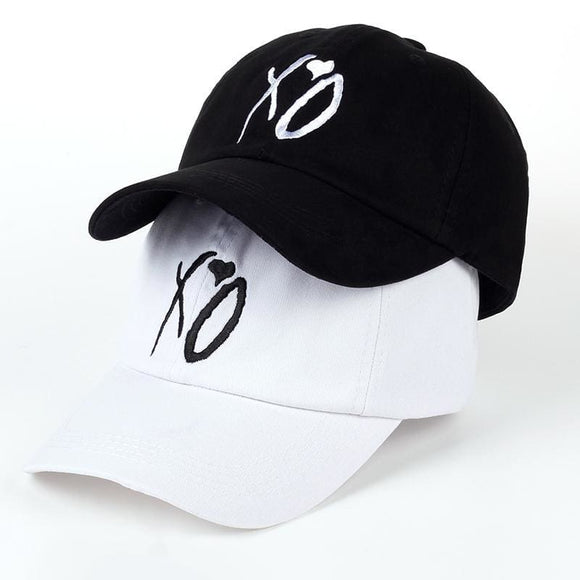 X.o Caps The Dad Hat Xo Baseball Cap Snapback Hats High Quality Adjustable Design Women Men The Weeknd Starboy Hats S Zodeys