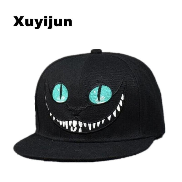 Xuyijun Alice Wonderland Cheshire Cat Cartoon Baseball Caps Bugs Bunny Sylvester Hats For Men & Women Snapback Hiphop Zodeys