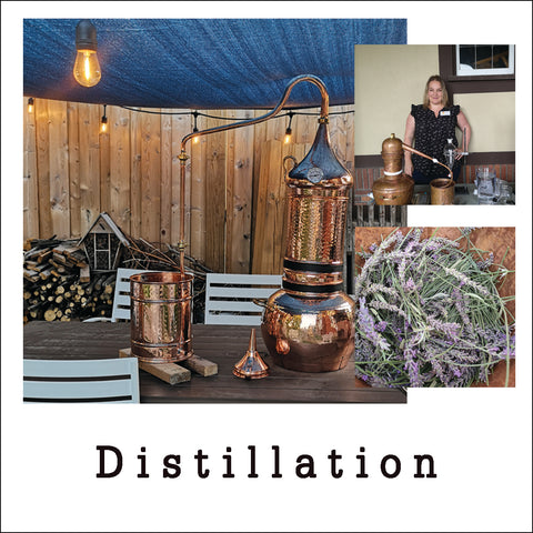 distillation course