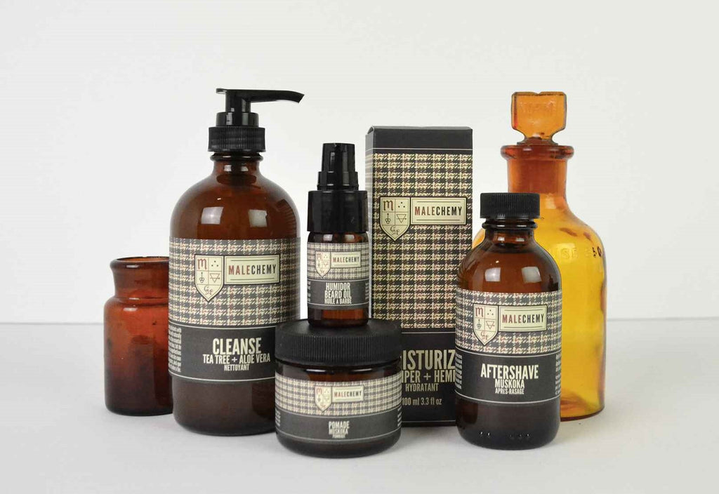malechemy grooming and skincare products