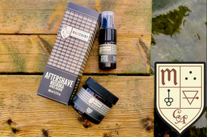 mens natural grooming products