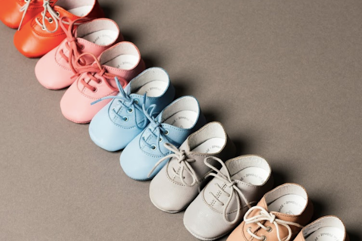 Introducing Patt'touch Baby Shoes