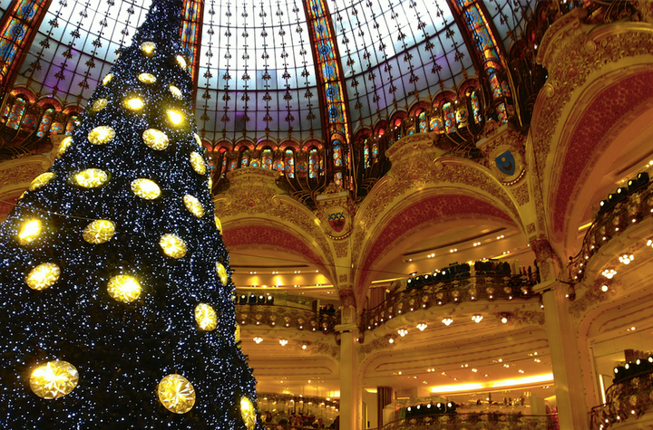 What to do in Paris during Christmas