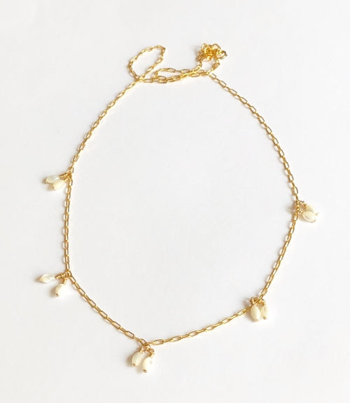 Baia Gold Necklace